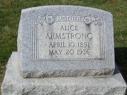 Alice <i>Graham</i> Armstrong