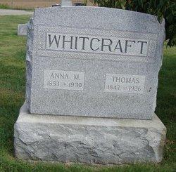 Henry Thomas Whitcraft