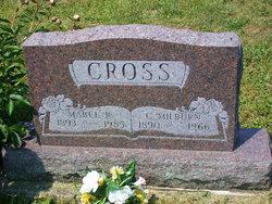 Mabel Reeder <i>Glass</i> Cross