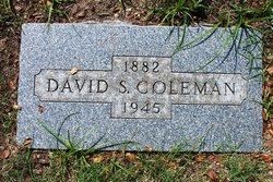 David Shannon Coleman