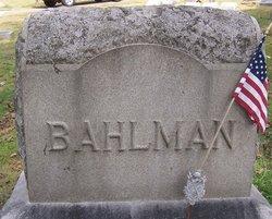 Anna S. Bahlman