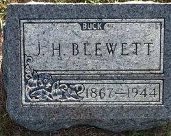 James Howard Buck Blewett