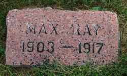 Max Ray Brown