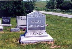 Elizabeth Ellen <i>Robinson</i> Mathew
