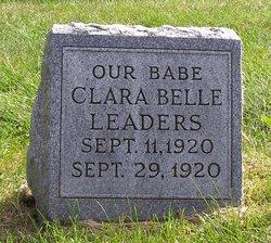 Clara Belle Leaders
