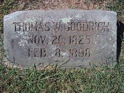 Thomas W. Goodrich