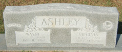 Charles Wayne Ashley