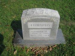 George E Edwards