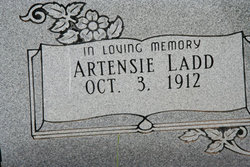 Artensie <i>Ladd</i> Andrews