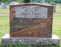 Arthur James Art Briggs