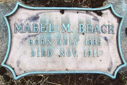 Mabel M Beach