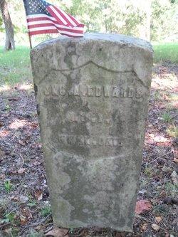 Jonas A Edwards