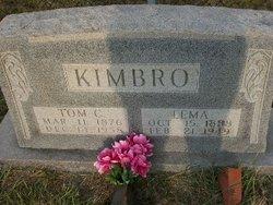 Thomas C Kimbro