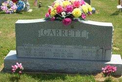 Hildred <i>Waggoner</i> Garrett