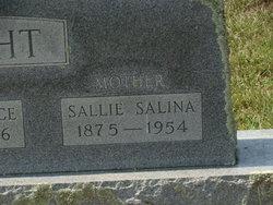Sallie Salina L. <i>Grisham</i> McKnight