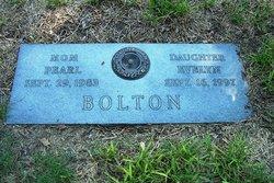 Enola P Pearl Bolton