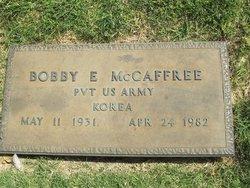 Bobby E. McCaffree