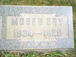 Moses Eby