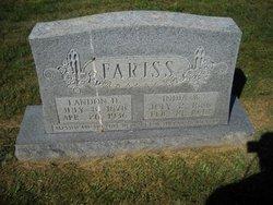 India Florence Ina <i>Webb</i> Fariss