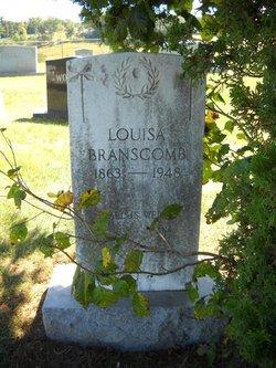 Alice Louisa <i>Banks</i> Branscome