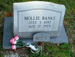 Mollie <i>Burgess</i> Banks