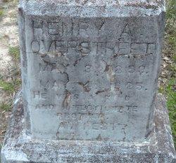 Henry A Overstreet