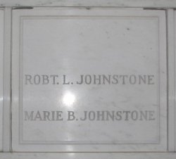 Marie B Johnstone
