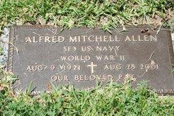 Alfred Mitchell Allen
