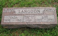 Vada Mae <i>Moddrell</i> Langdon