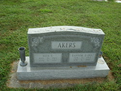 Ransom H Doc Akers