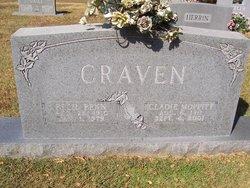Cladie <i>Moffitt</i> Craven