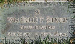 William Phillip Bill Singer