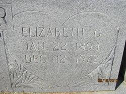 Elizabeth <i>Green</i> Bannister