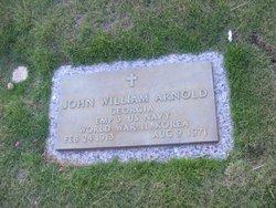 John William Arnold