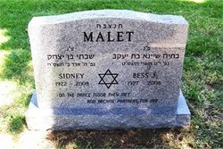Bess J. <i>Hecker</i> Malet