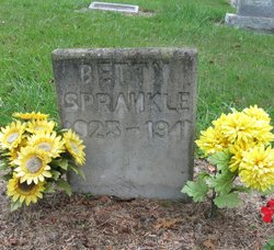 Betty Louise Sprankle