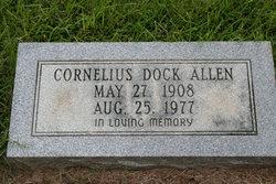 Cornelius Dock Allen