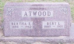 Bertha E <i>Holthe</i> Atwood