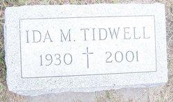 Ida Mae <i>Atwood</i> Tidwell