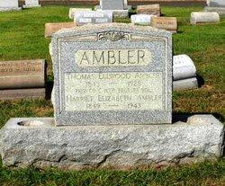 Harriet Elizabeth Ambler