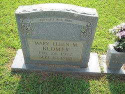 Mary Ellen <i>Matthews</i> Blomer