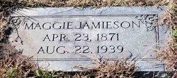 Margaret Annis Maggie <i>Curtis</i> Jamieson