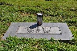 Joseph Joe Keith