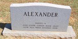 Olive Harmon Alexander