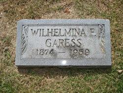 Wilhelmina F. <i>Ravenna</i> Garess