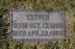 Esther <i>Oberg</i> Bischof