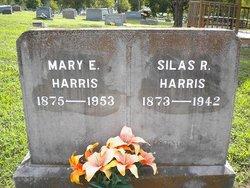 Mary E. <i>Thompson</i> Harris