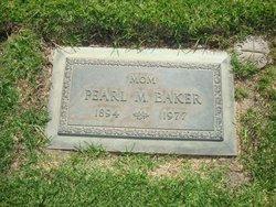 Pearl M Baker