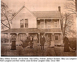 Andrew Jackson Scribner