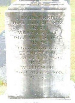 Mary <i>Morse</i> Abbott